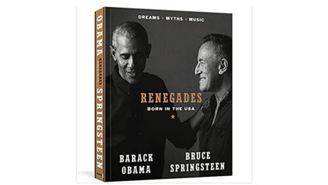 'Renegades: Born in the USA' by Barack Obama and Bruce Springsteen