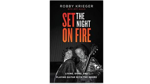 'Set the Night on Fire' by Robby Krieger