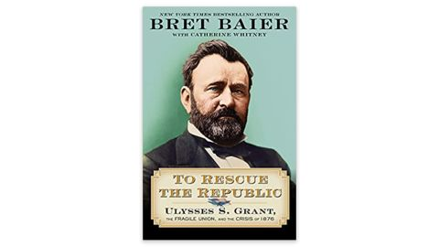 'To Rescue the Republic' by Bret Baier and Catherine Whitney