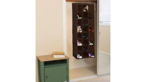 Simple Houseware Hanging 24-Section Shoe Shelves