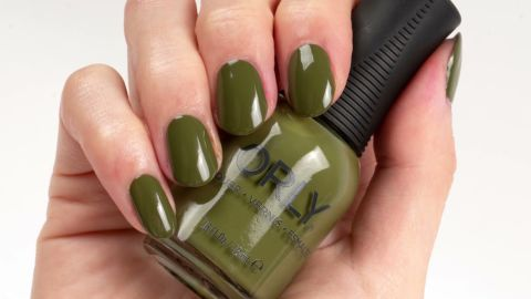 Orly Nail Lacquer in Wild Willow