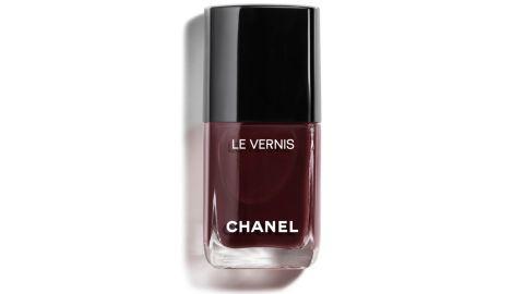 Chanel Le Vernis Longwear Nail Color in Rogue Noir