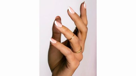 Nails of LA Press-on Extensions in The Modest