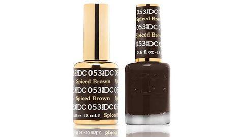 DND Premium Gel in Spiced Brown