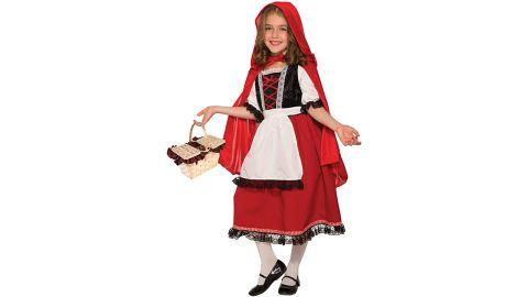 Forum Novelties Girls Deluxe Little Red Riding Hood Child's Costume