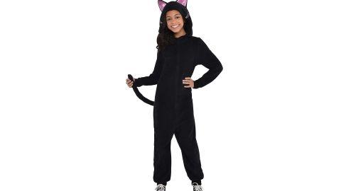 Amscan Child Black Cat Onesie Costume