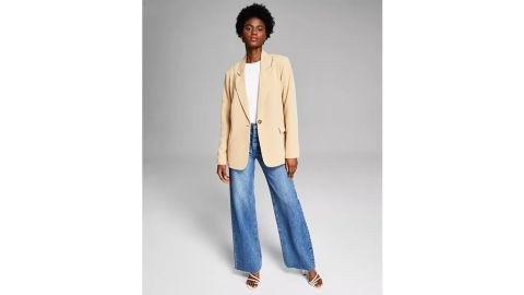 And Now This Oversized Blazer