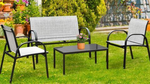 Dortala Patio Furniture Set