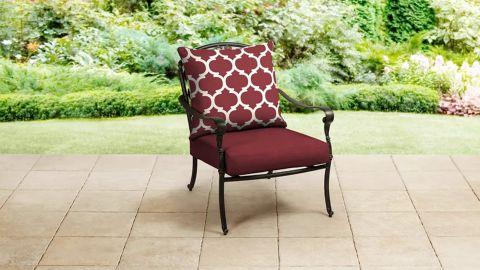 Hampton Bay Patio Deep Seating or Outdoor Dining Chair Cushion