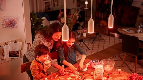 Refurbished Philips Hue Smart Lighting