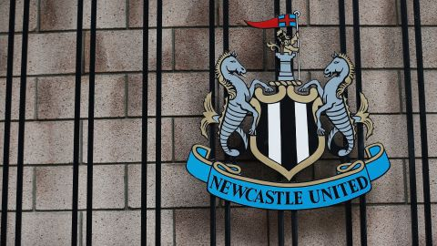 NEWCASTLE UPON TYNE, ENGLAND - AUGUST 29:  A general view of the stadium prior to the Barclays Premier League match between Newcastle United and Arsenal at St James' Park on August 29, 2015 in Newcastle upon Tyne, England.  (Photo by Dean Mouhtaropoulos/Getty Images)