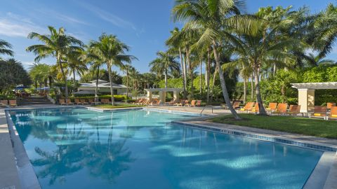 The Hyatt Regency Coconut Point Resort and Spa.