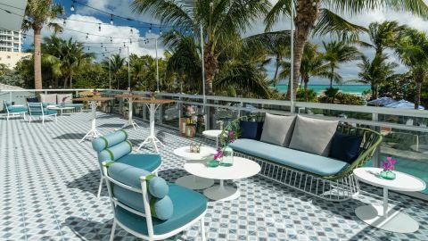 The Confidante Miami Beach.