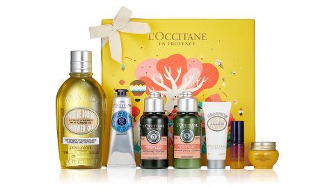 L'Occitane Head-to-Toe Beauty Favorites