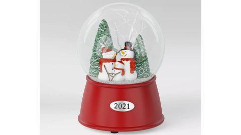 Wondershop Snowman Snowglobe