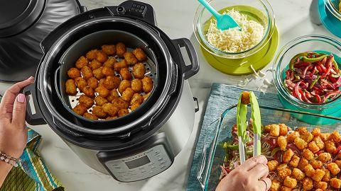 Instant Pot Duo Crisp Air Fryer