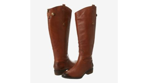 Sam Edelman Penny 2 Wide Calf Leather Riding Boot