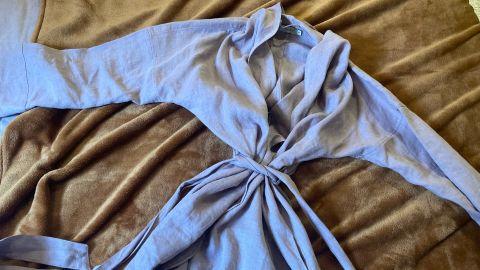 Magic Linen Linen Bath Robe
