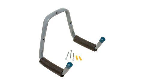 Everbilt Heavy Duty Wall-Mounted Steel Double-Arm Padded Hanger