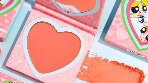 Colourpop Pressed Powder Blush in Saving The World