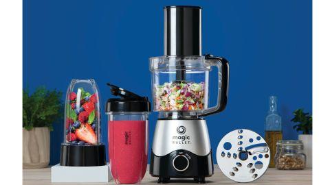 Magic Bullet Kitchen Express Blender and Food Processor Combo