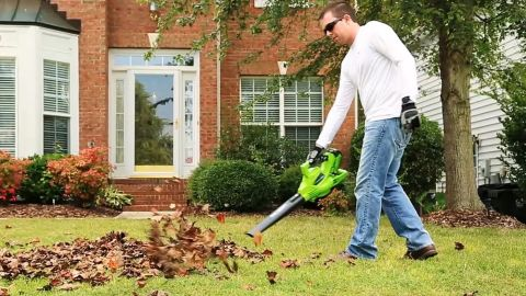 Outdoor Fall Power Tools