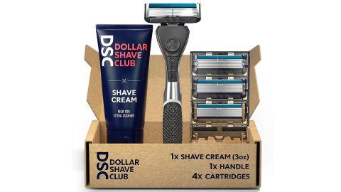 Dollar Shave Club 6-Blade Razor Starter Set