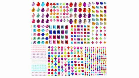 Hoiny Adhesive Gem Stickers