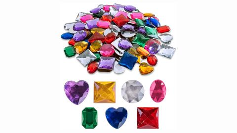 Super Z Outlet Assorted Colorful Stick-On Jewels