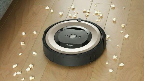 Refurbished iRobot Roomba E6 Vacuum Cleaning Robot