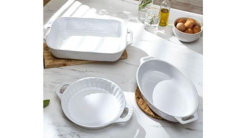 Staub Ceramic 3-Piece Stoneware Set