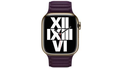 Apple Leather Watch Loop