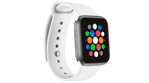 Modal Silicone Watch Band