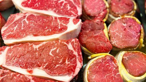 The price of beef increased 17.6% in the past year, according to the Consumer Price Index