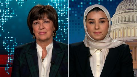 Hissah Al-Muzaini, the daughter of a former top Saudi intelligence official told CNN's Christiane Amanpour that representatives of the Saudi government attempted to lure her to the same consulate where Jamal Khashoggi was murdered in Istanbul, as part of a series of threats against her and her family.