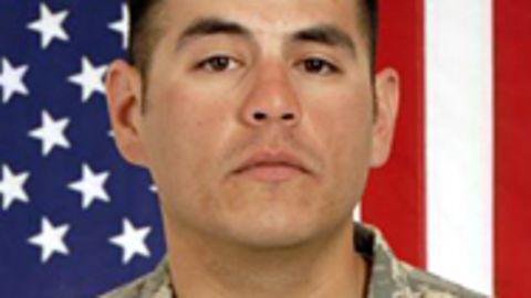 The fallen - (Sgt. Justin Gallegos, 27)